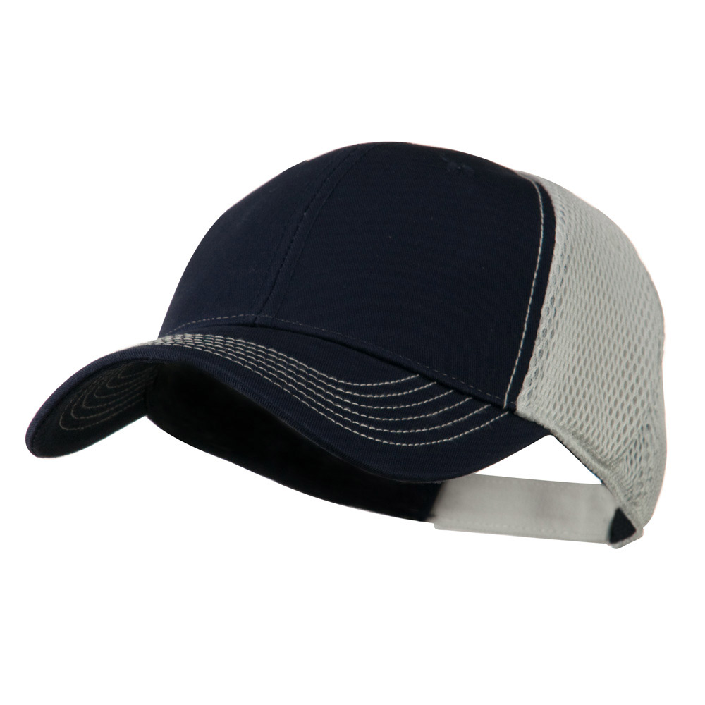 Fairway Trucker Cap - Navy White - Hats and Caps Online Shop - Hip Head Gear