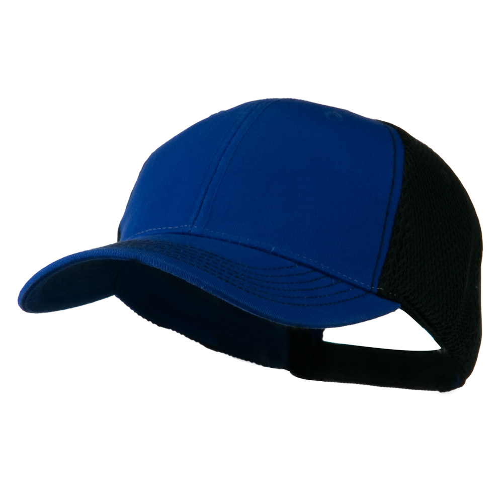 Fairway Trucker Cap - Royal Black - Hats and Caps Online Shop - Hip Head Gear