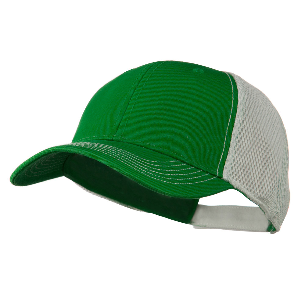 Fairway Trucker Cap - Kelly White - Hats and Caps Online Shop - Hip Head Gear
