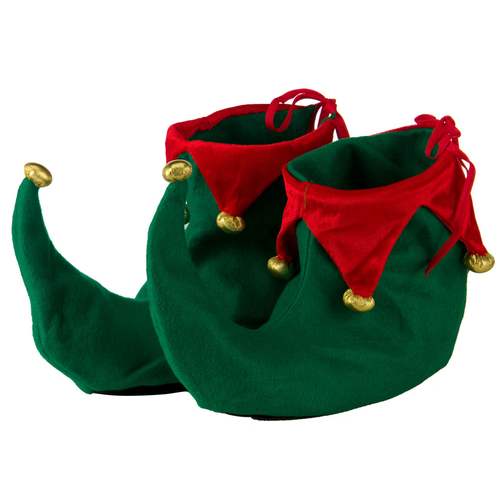 Green Elf Shoes - Green - Hats and Caps Online Shop - Hip Head Gear