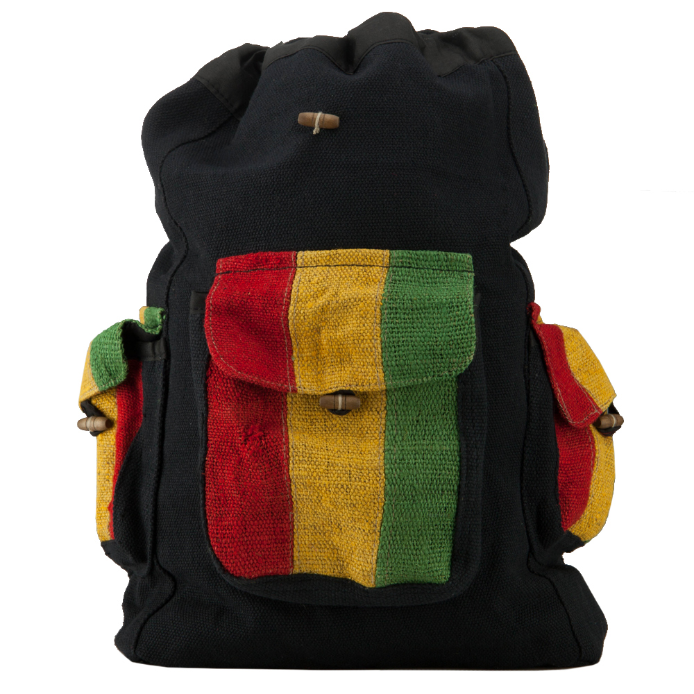 Rasta pack - Black RGY