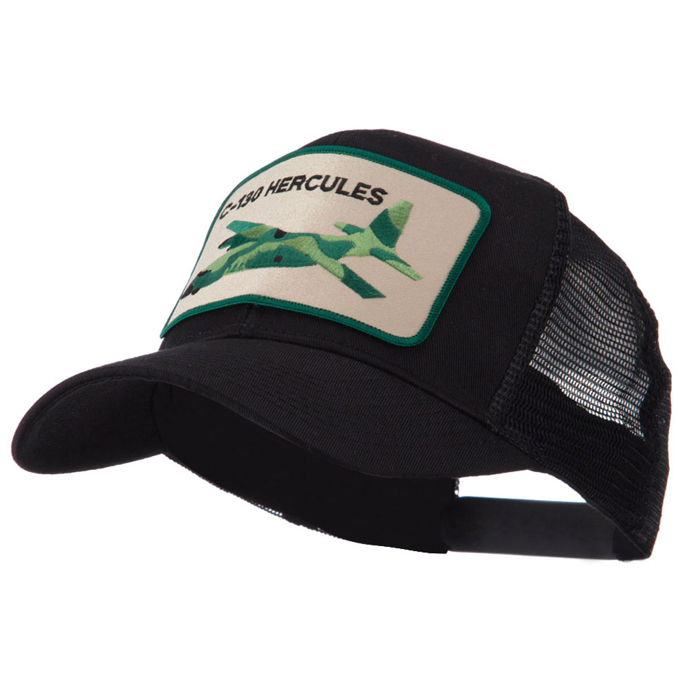 Air Force Hercules Military Patched Mesh Cap - Tomcat 4 - Hats and Caps Online Shop - Hip Head Gear