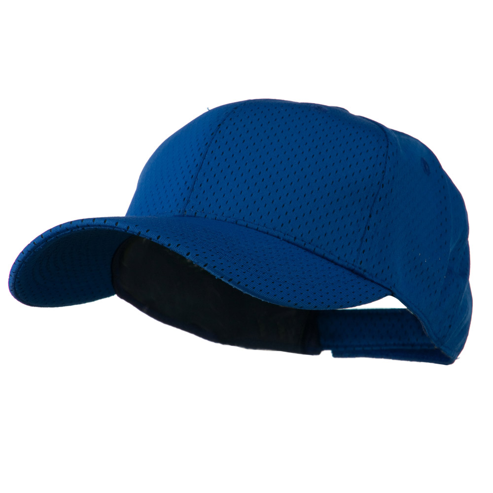Athletic Jersey Mesh Cap - Royal - Hats and Caps Online Shop - Hip Head Gear