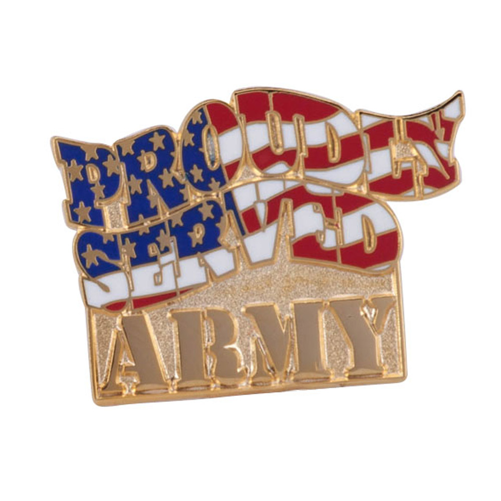 Lapel Pins - Army