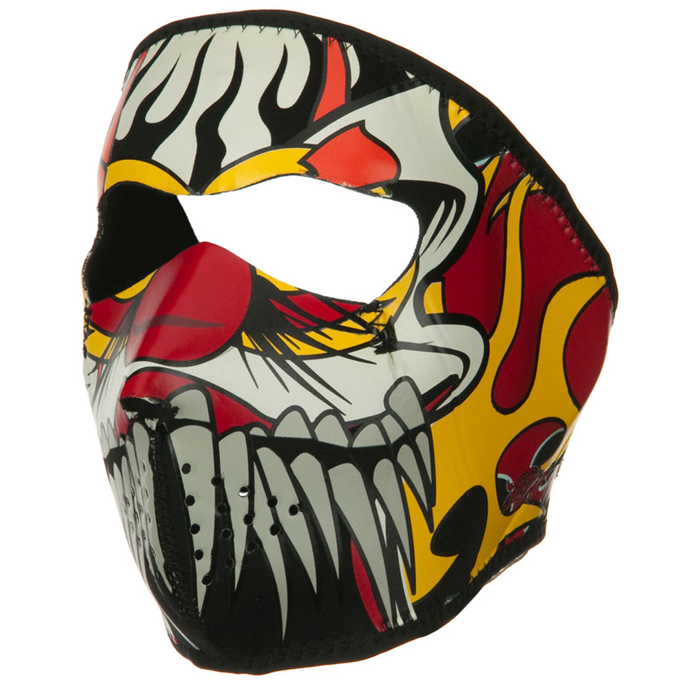 Lethal Threat Face Mask - Clown - Hats and Caps Online Shop - Hip Head Gear