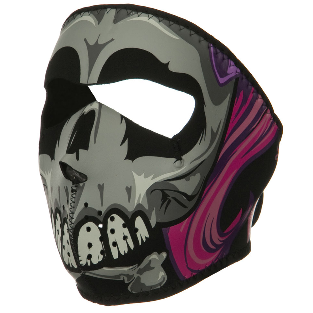 Lethal Threat Face Mask - Girl Skull - Hats and Caps Online Shop - Hip Head Gear