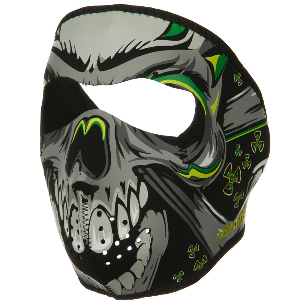 Lethal Threat Face Mask - Bioharzard Skull - Hats and Caps Online Shop - Hip Head Gear