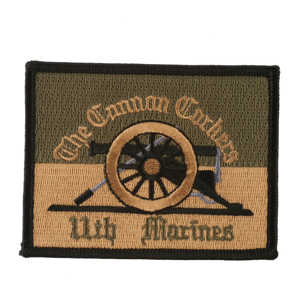 Marine Division Squadron Patches - 11th Marine