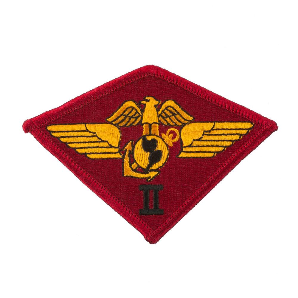 Marine Division Squadron Patches - 2nd Marine