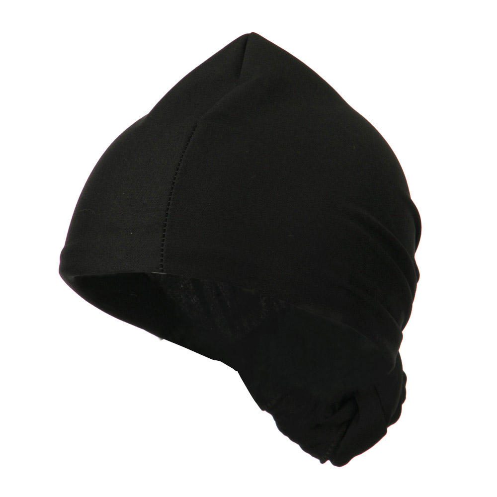 Magic Long Head Wrap - Black - Hats and Caps Online Shop - Hip Head Gear