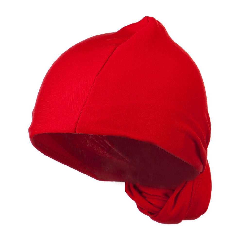 Magic Long Head Wrap - Red - Hats and Caps Online Shop - Hip Head Gear