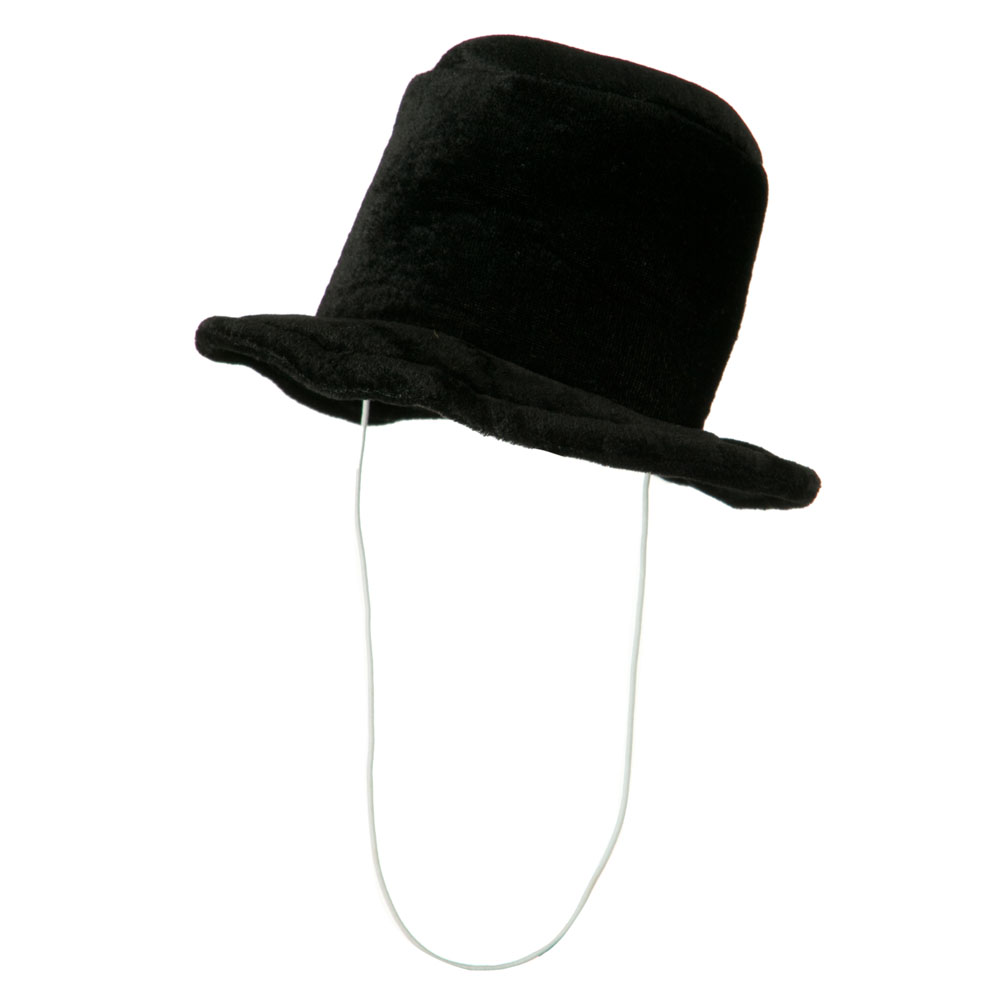 Mini Top Hat - Black - Hats and Caps Online Shop - Hip Head Gear