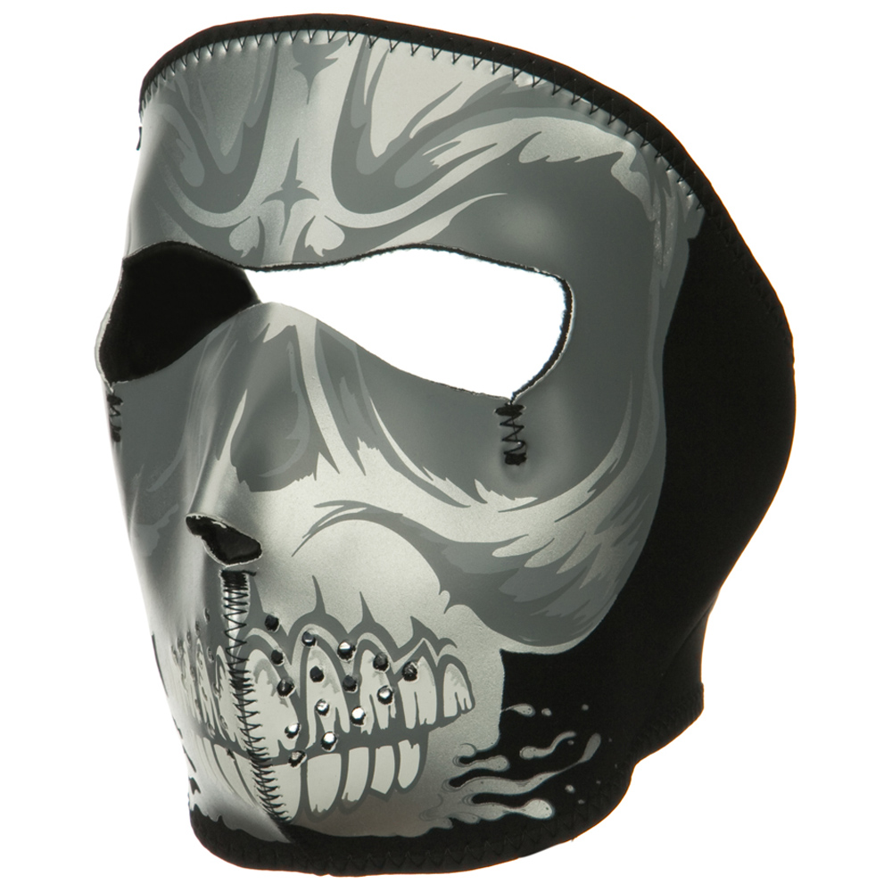 Neoprene Micro Fleece Lining Face Mask - Gnasher - Hats and Caps Online Shop - Hip Head Gear