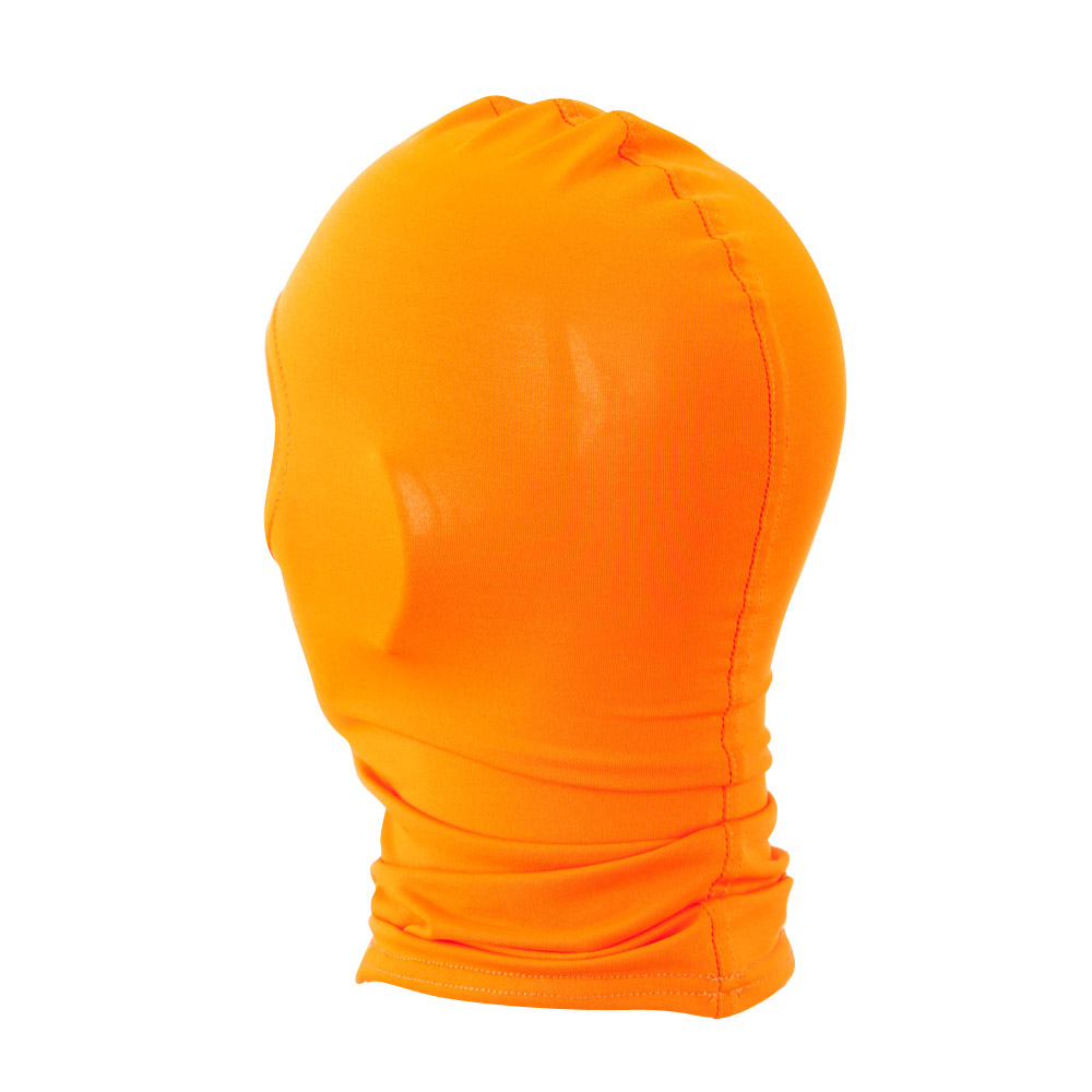 Nylon Balaclava-High Orange - Hats and Caps Online Shop - Hip Head Gear