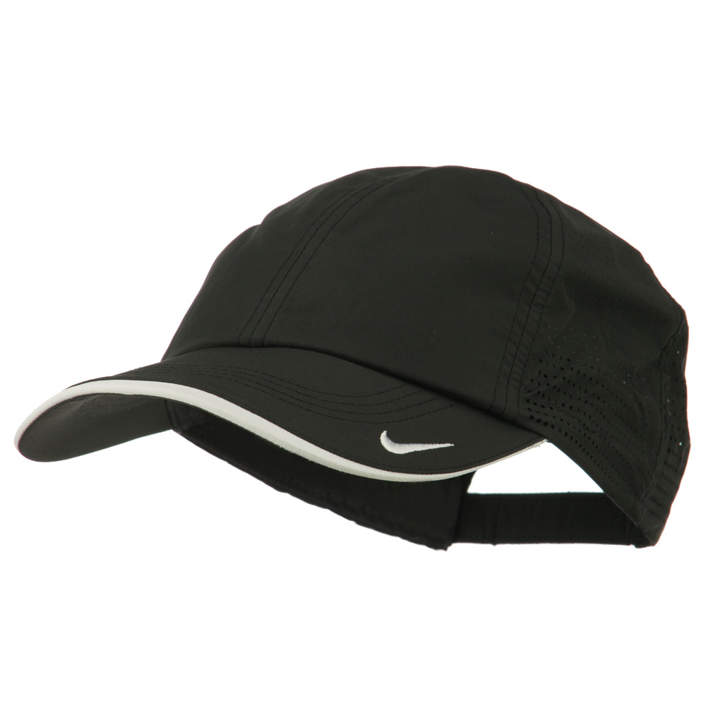 Nike Golf Dri-FIT Swoosh Perforated Cap - Black