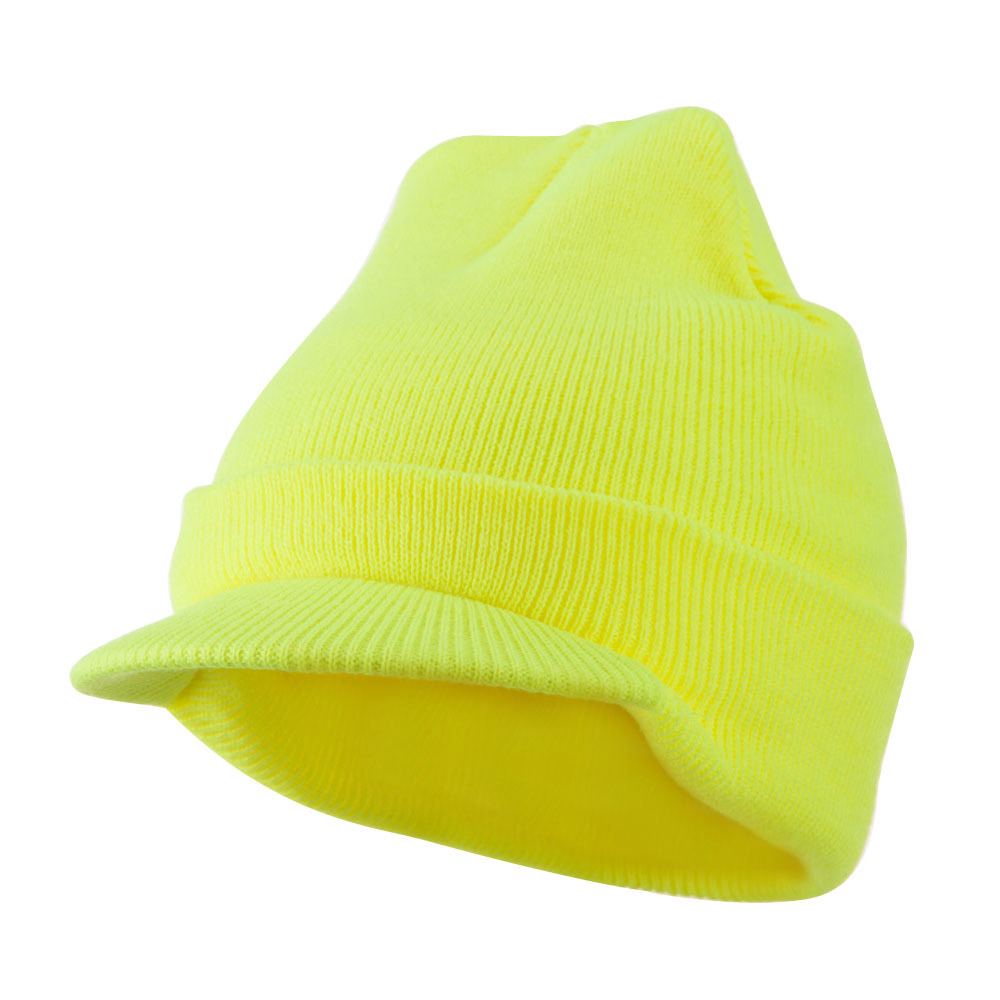 Neon Acrylic Jeep Cap - Yellow - Hats and Caps Online Shop - Hip Head Gear