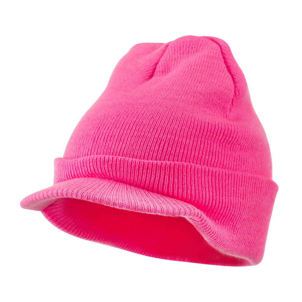 Neon Acrylic Jeep Cap - Pink - Hats and Caps Online Shop - Hip Head Gear