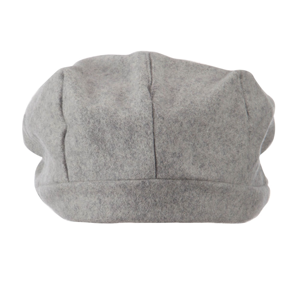 New Wool Blend Ivy Cap-Grey - Hats and Caps Online Shop - Hip Head Gear