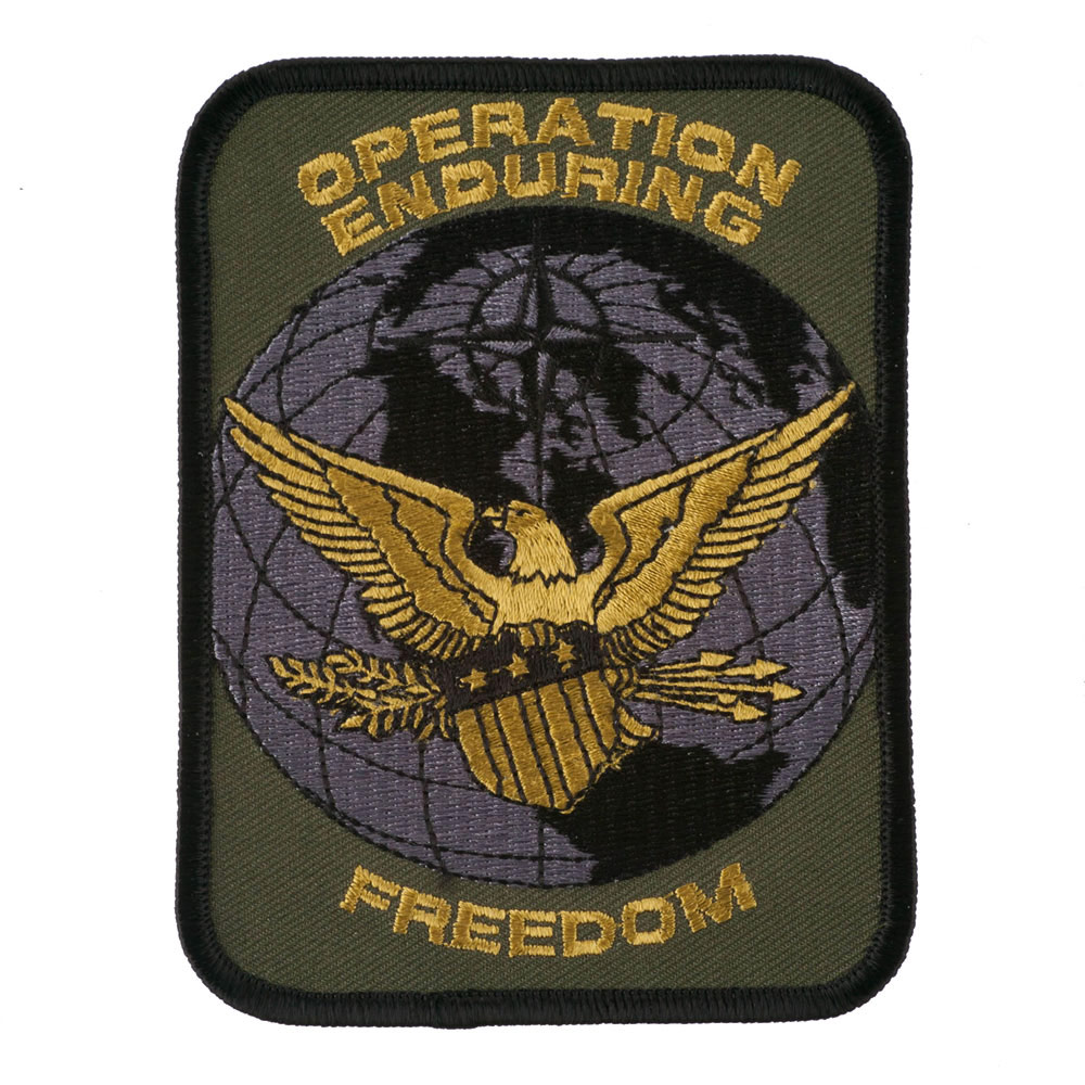 Operation Desert Storm and Enduring Patch - Olive