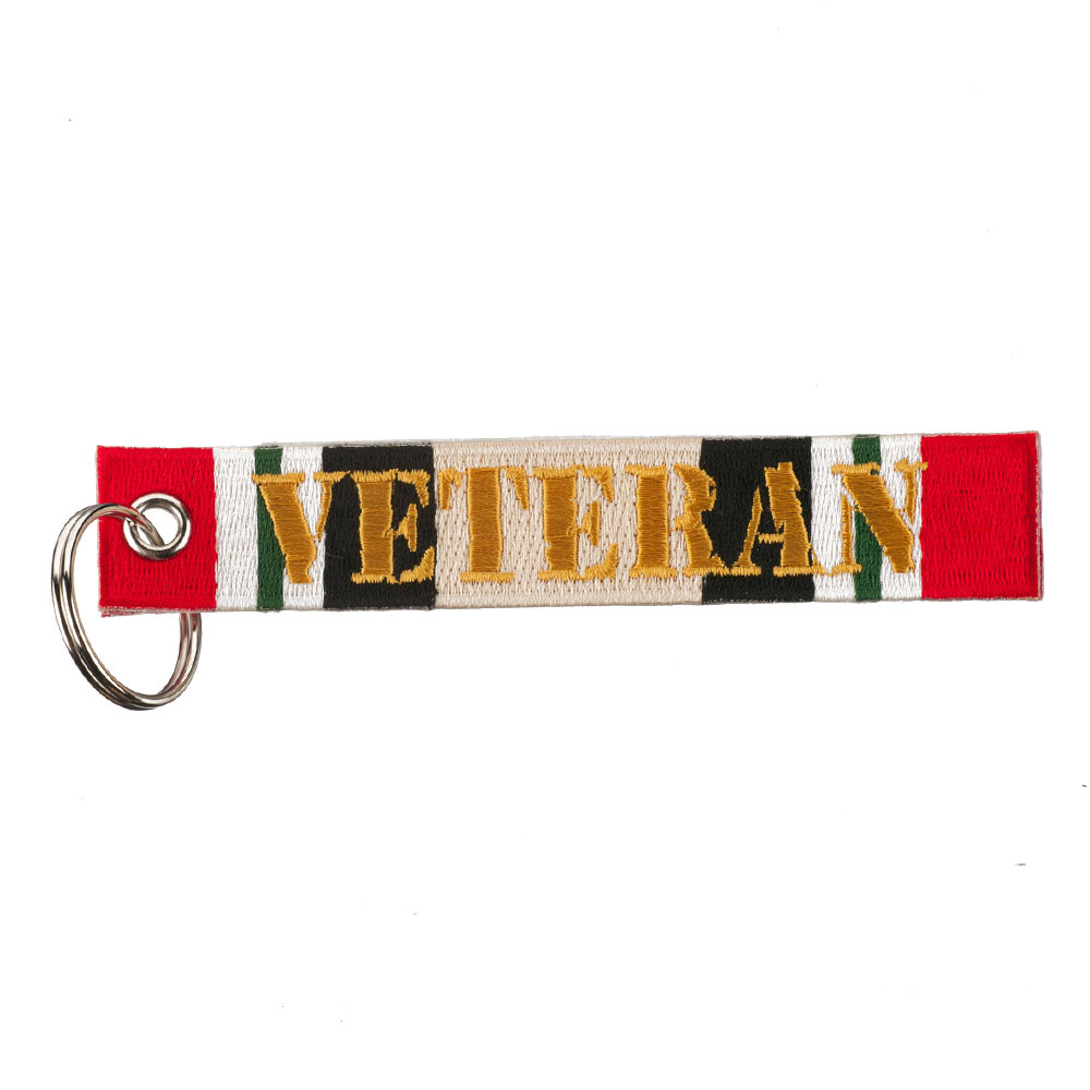 Operation Freedom And Veteran Key Chain - Operation Ending Freedom