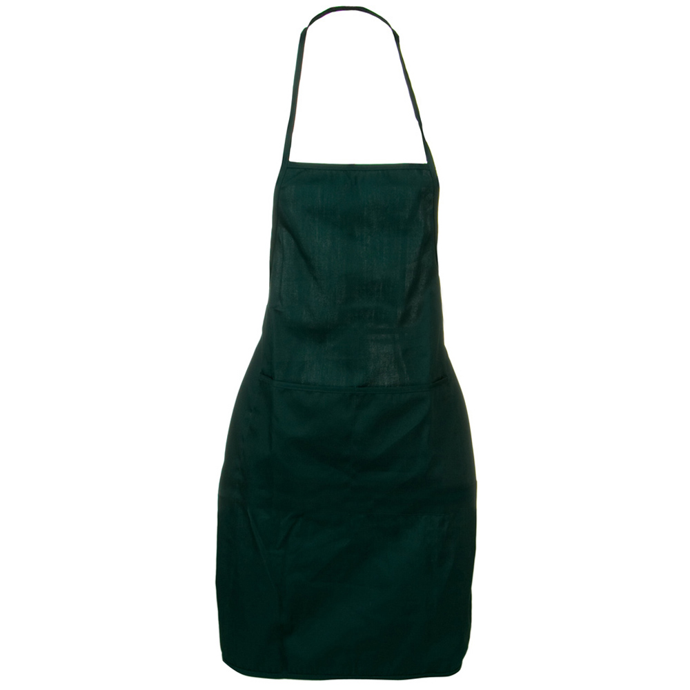 2 Pockets Chef's Apron - Forest