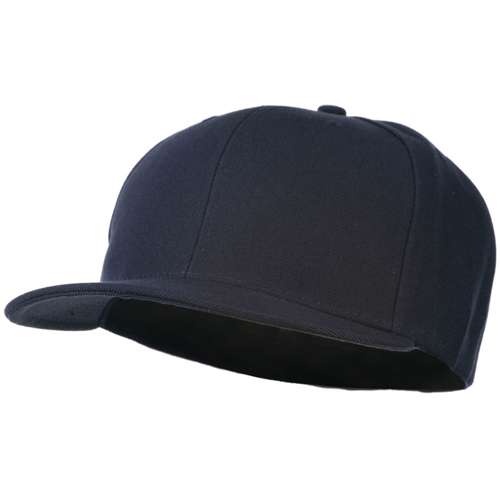 Prostyle Fitted Baseball Cap - Navy