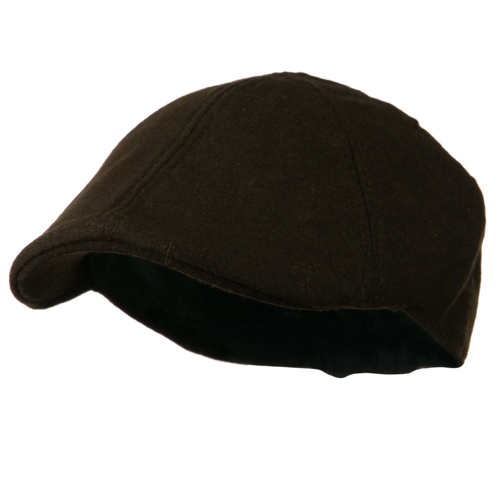 Polyester Duck Bill Ivy Hat - Brown - Hats and Caps Online Shop - Hip Head Gear