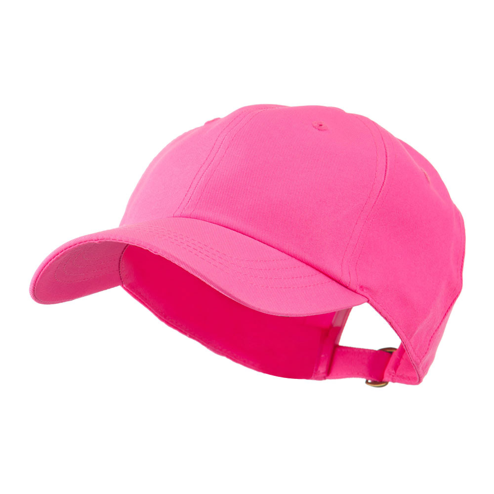 6 Panel Neon Cap - Pink - Hats and Caps Online Shop - Hip Head Gear