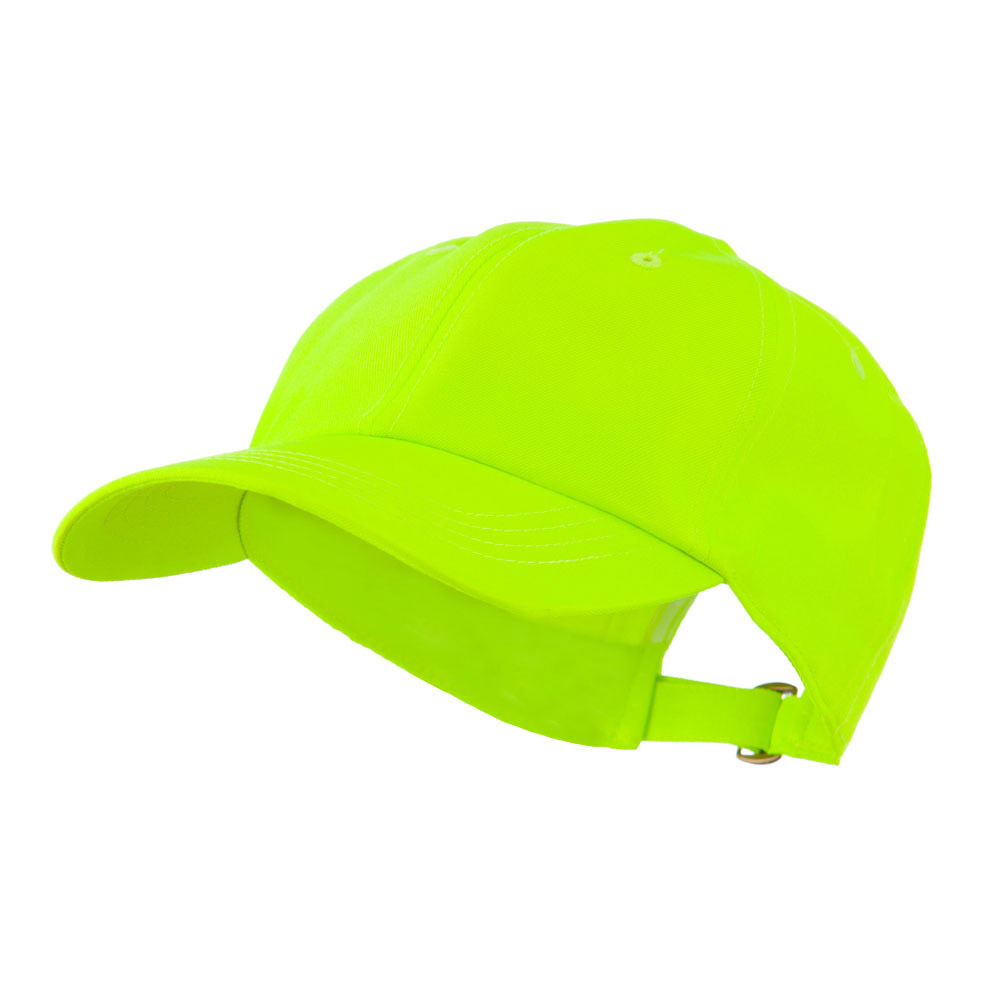 6 Panel Neon Cap - Green - Hats and Caps Online Shop - Hip Head Gear