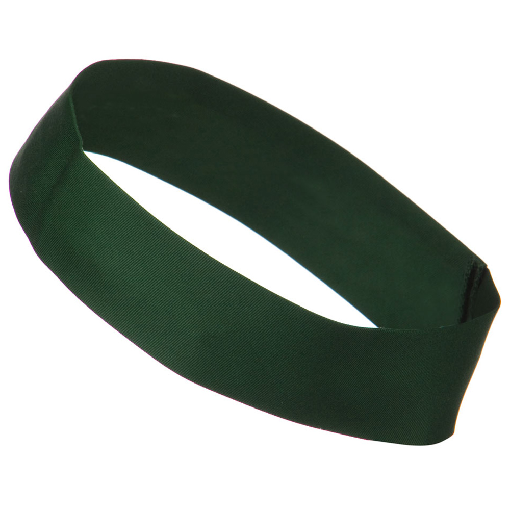 2 inch Removable Chino Twill Hat Band - Dark Green - Hats and Caps Online Shop - Hip Head Gear