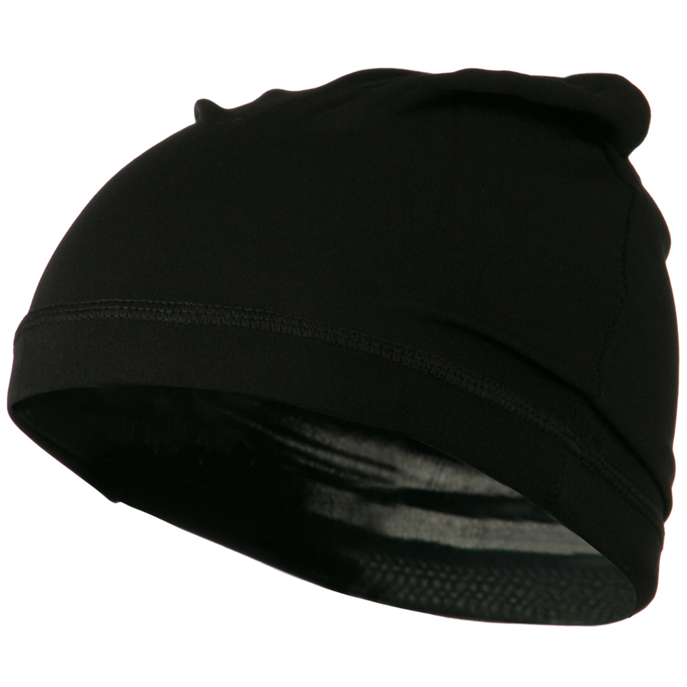 Real Fit Spandex Cap - Black - Hats and Caps Online Shop - Hip Head Gear