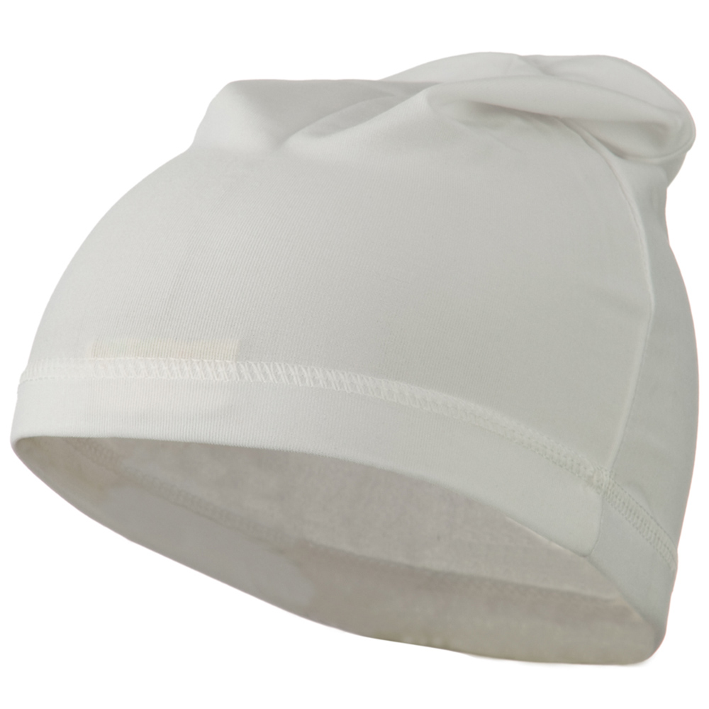 Real Fit Spandex Cap - White - Hats and Caps Online Shop - Hip Head Gear