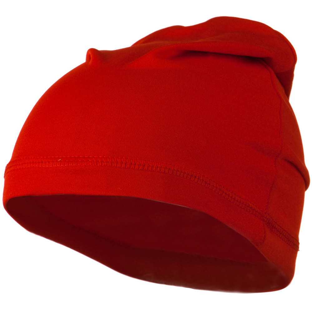 Real Fit Spandex Cap - Red - Hats and Caps Online Shop - Hip Head Gear