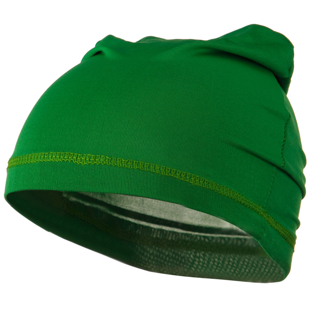 Real Fit Spandex Cap - Kelly Green - Hats and Caps Online Shop - Hip Head Gear