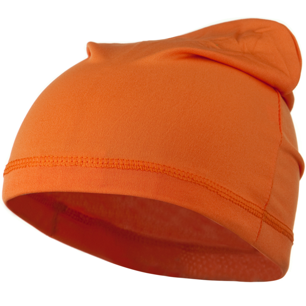 Real Fit Spandex Cap - Orange - Hats and Caps Online Shop - Hip Head Gear