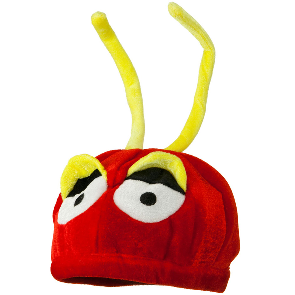 Assorted Velvet Birds Hat - Bug - Hats and Caps Online Shop - Hip Head Gear