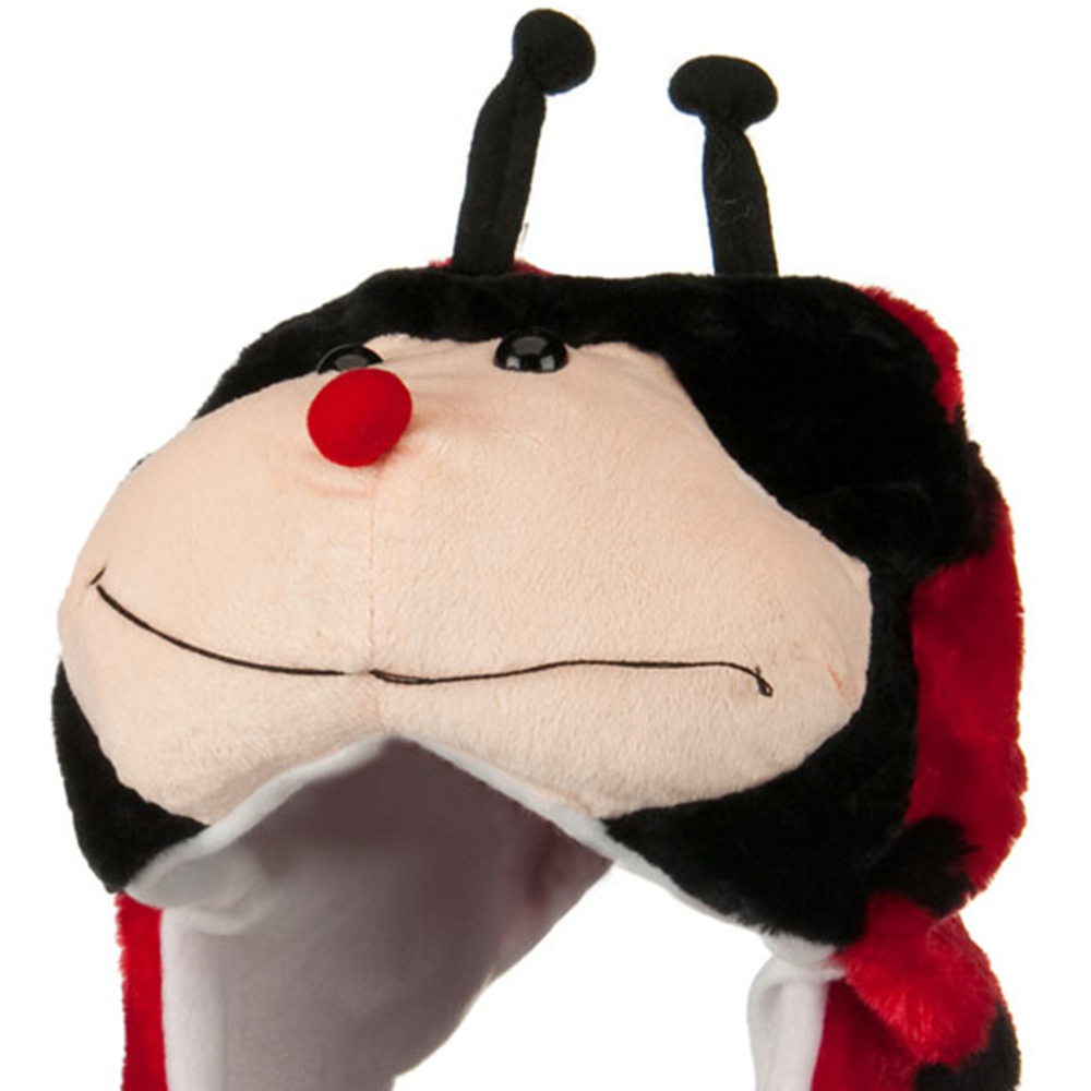 Polyester SW Animal Hat - Ladybug - Hats and Caps Online Shop - Hip Head Gear