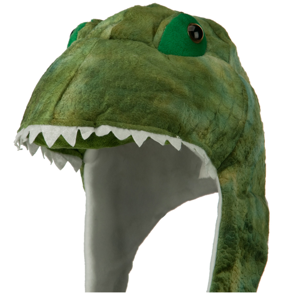 Polyester SW Animal Hat - Dinosaur - Hats and Caps Online Shop - Hip Head Gear