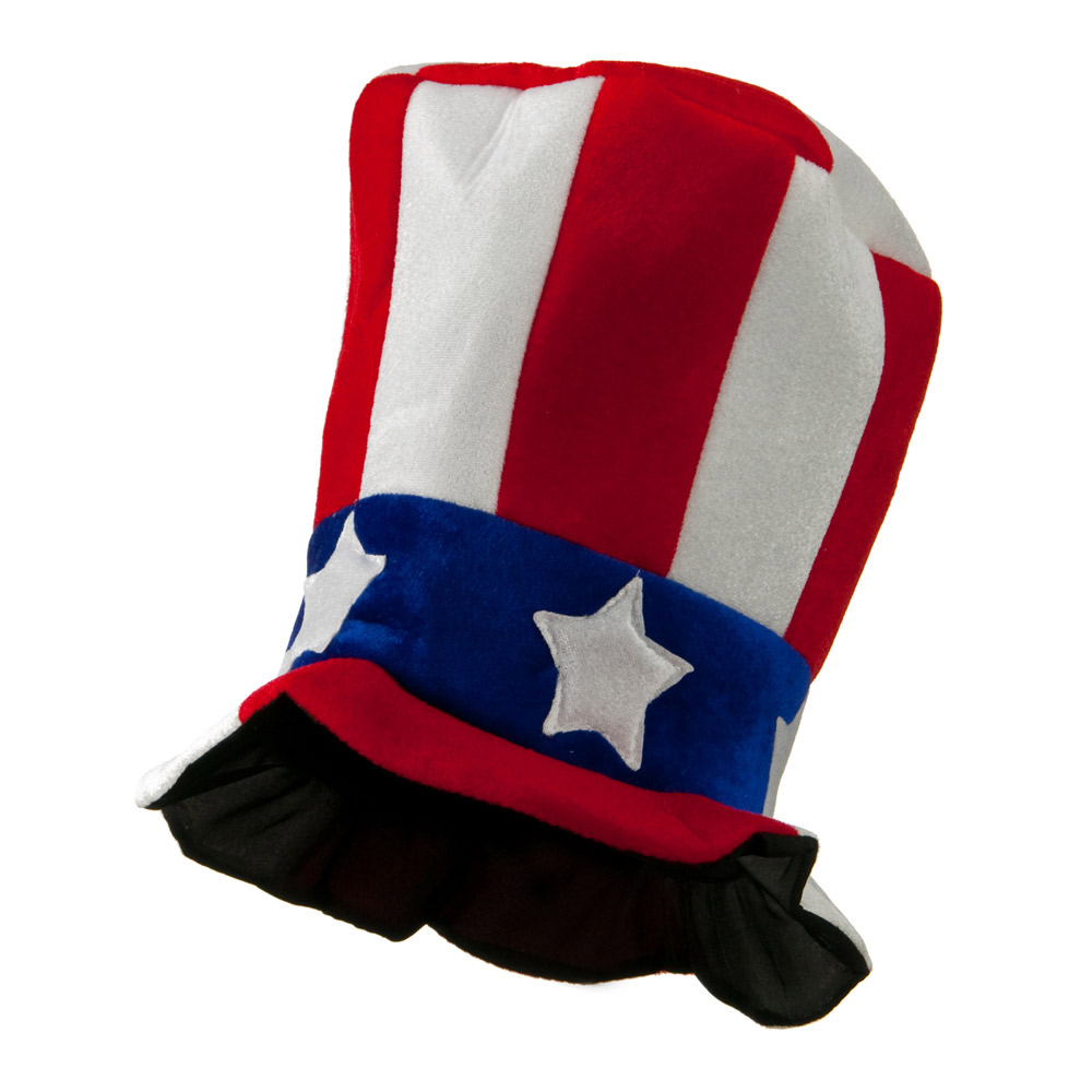 Stripes USA Hat - Red White Blue - Hats and Caps Online Shop - Hip Head Gear