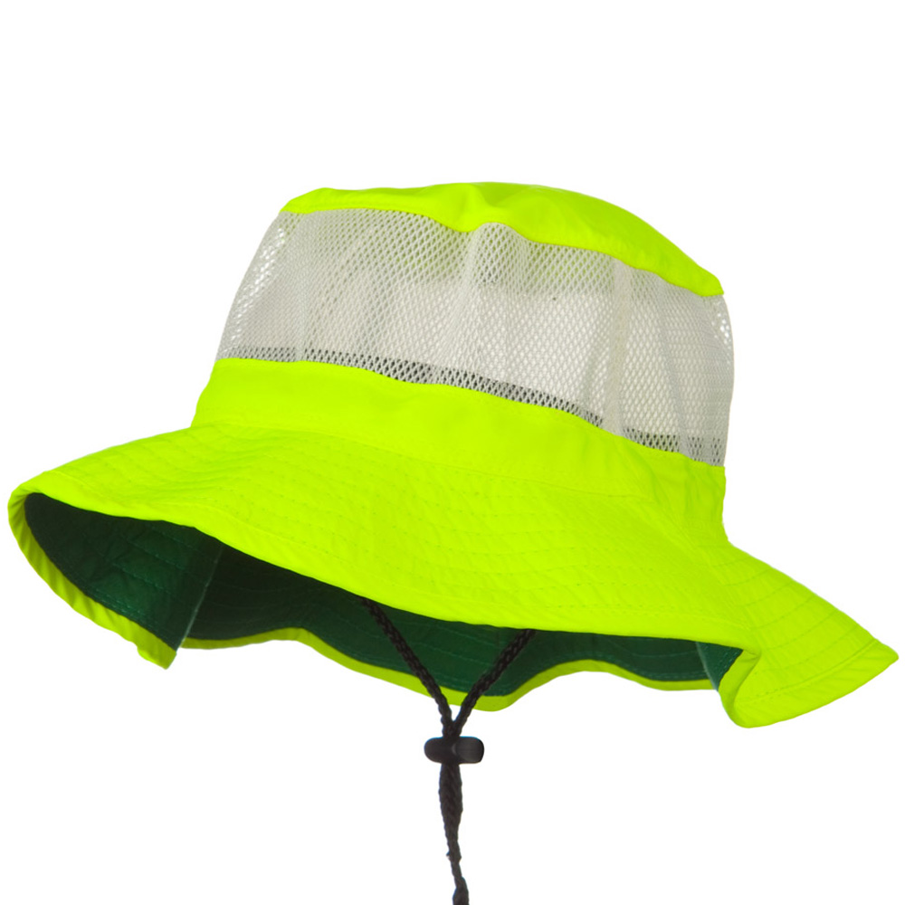 Safety Boonie Hat - Neon Yellow - Hats and Caps Online Shop - Hip Head Gear