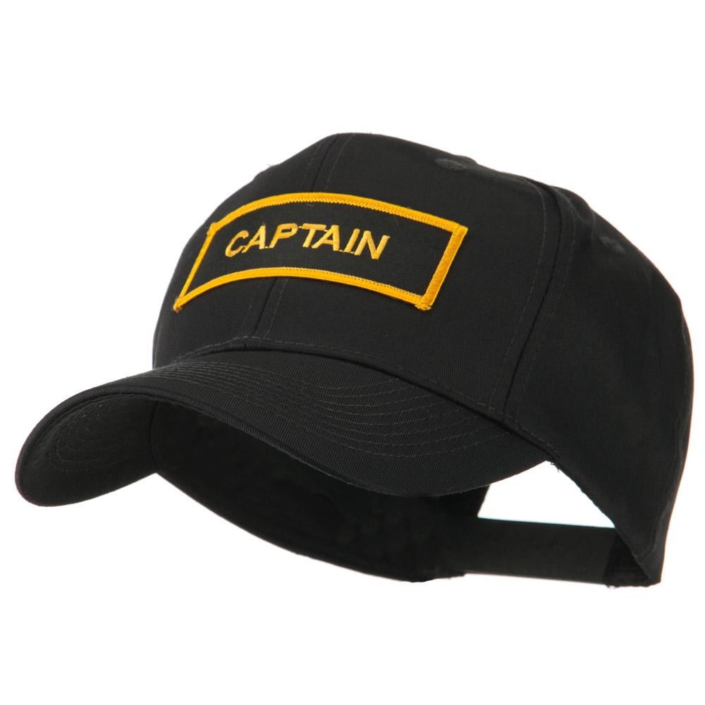 USA Security and Rescue Embroidered Patch Cap - Captain - Hats and Caps Online Shop - Hip Head Gear