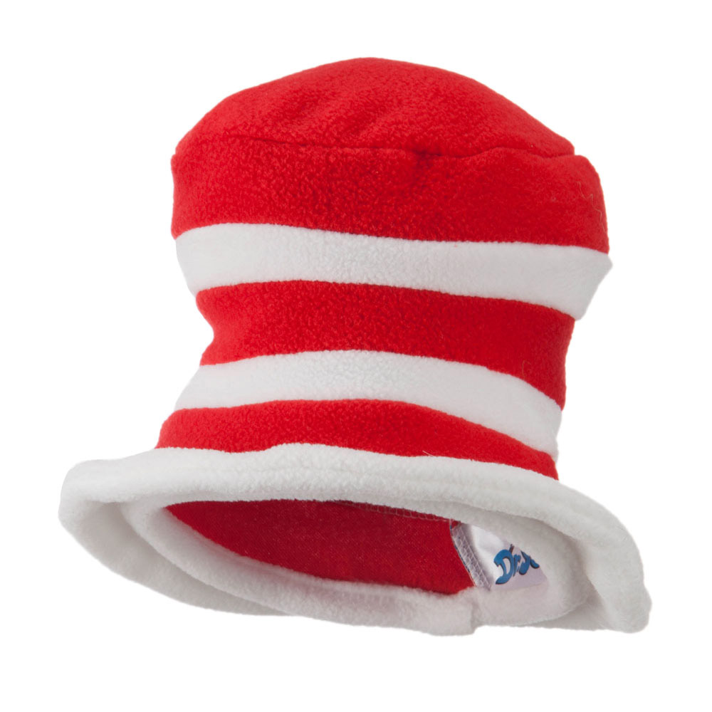 Toddler's Dr. Seuss Cat in the Hat - Red - Hats and Caps Online Shop - Hip Head Gear