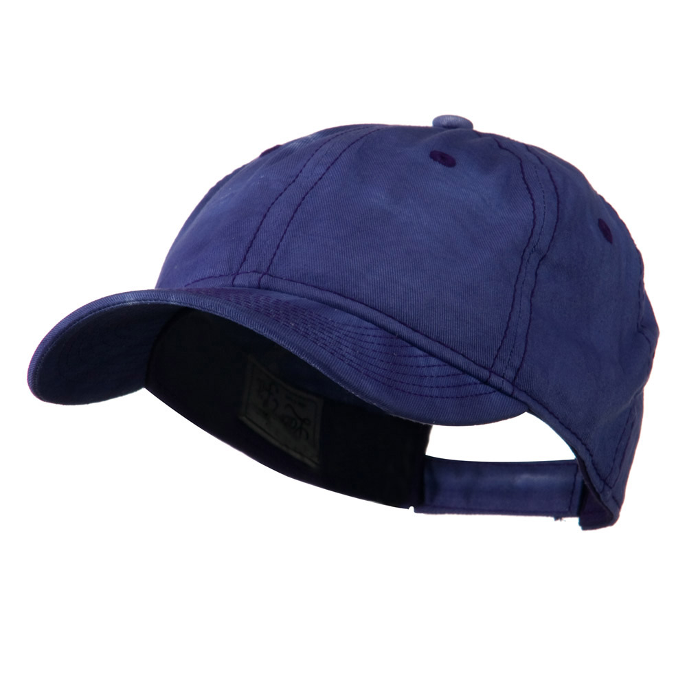 6 Panel Tie Dye Cap - Purple - Hats and Caps Online Shop - Hip Head Gear
