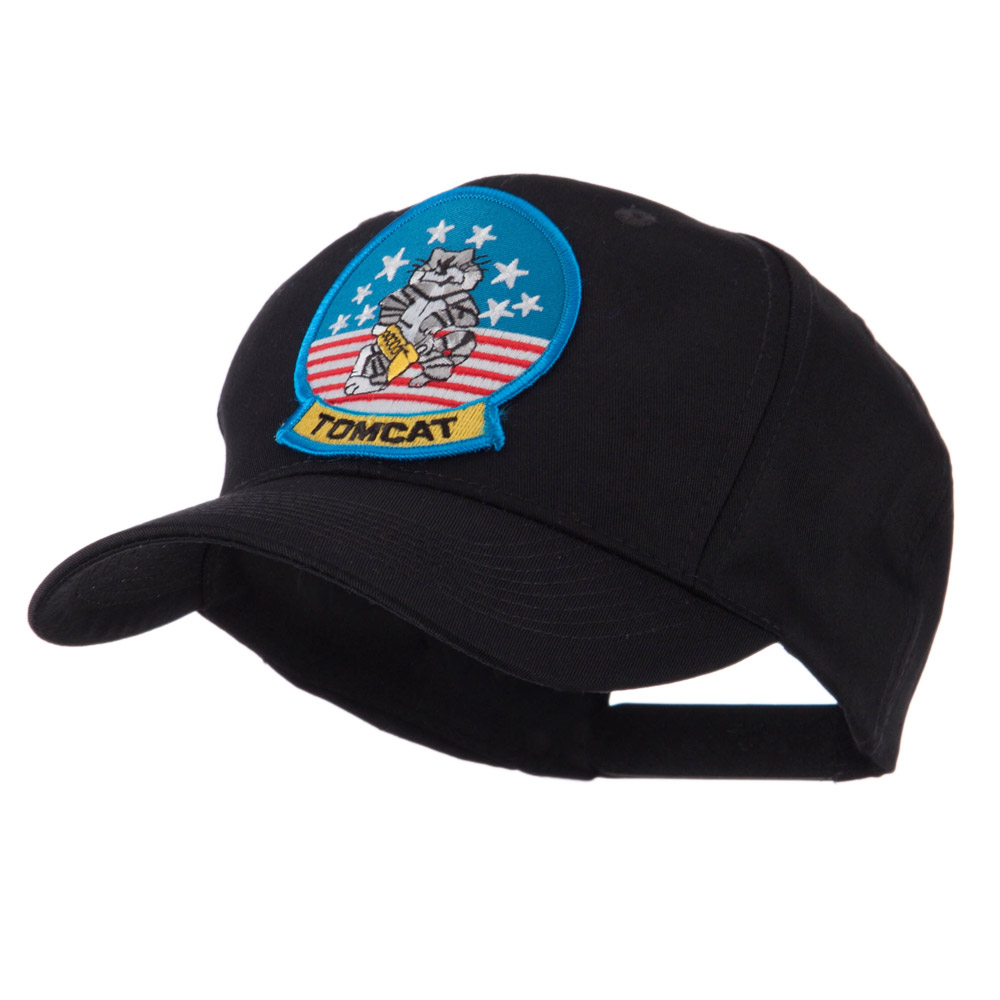 Air Force Tomcat Embroidered Military Patch Cap - Tomcat - Hats and Caps Online Shop - Hip Head Gear