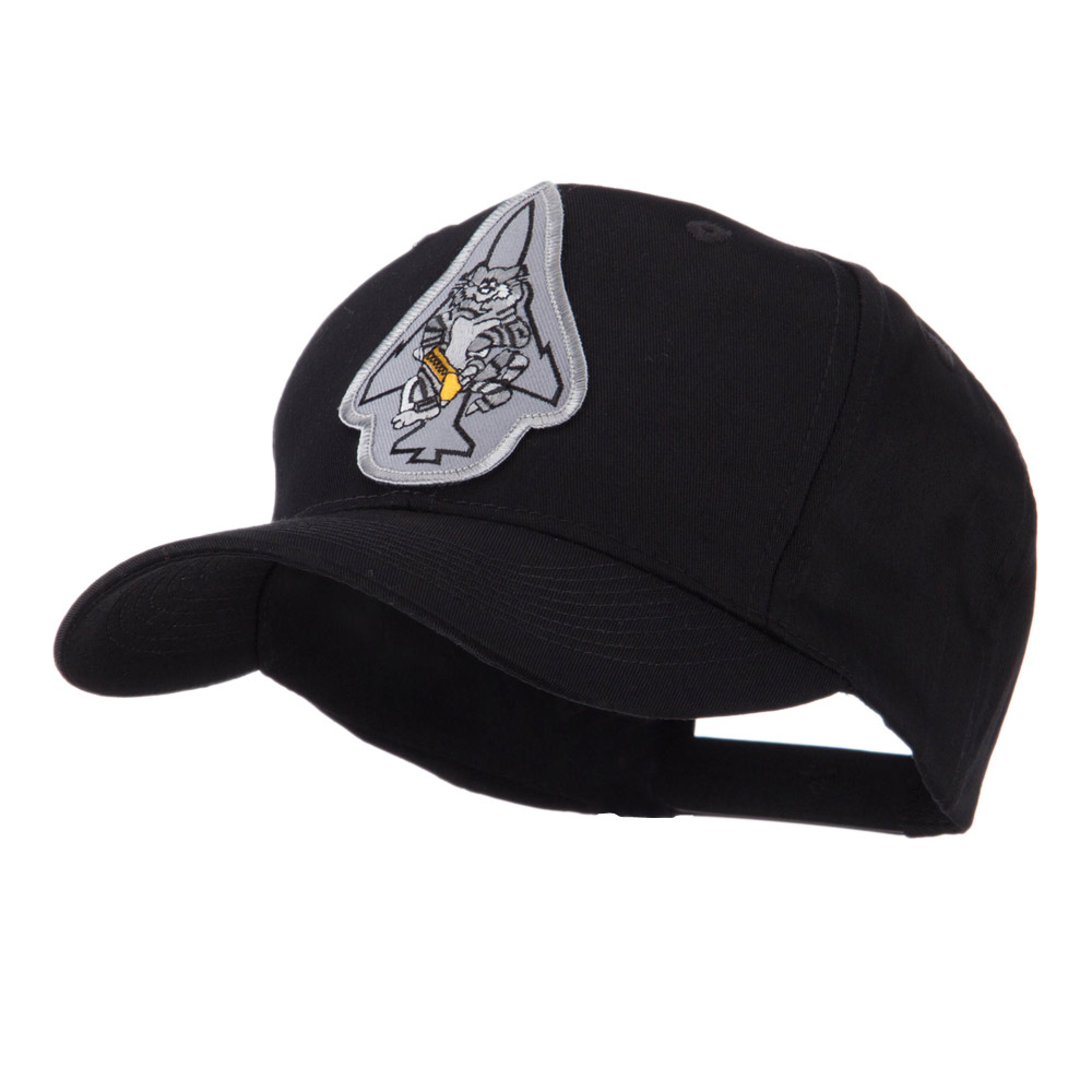 Air Force Tomcat Embroidered Military Patch Cap - Super Tomcat - Hats and Caps Online Shop - Hip Head Gear