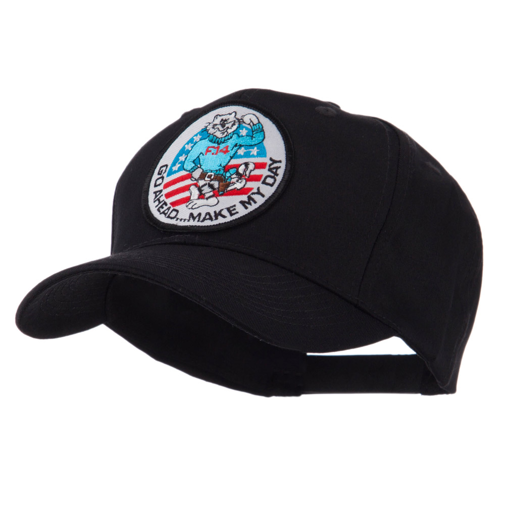 Air Force Tomcat Embroidered Military Patch Cap - Tomcat 2 - Hats and Caps Online Shop - Hip Head Gear