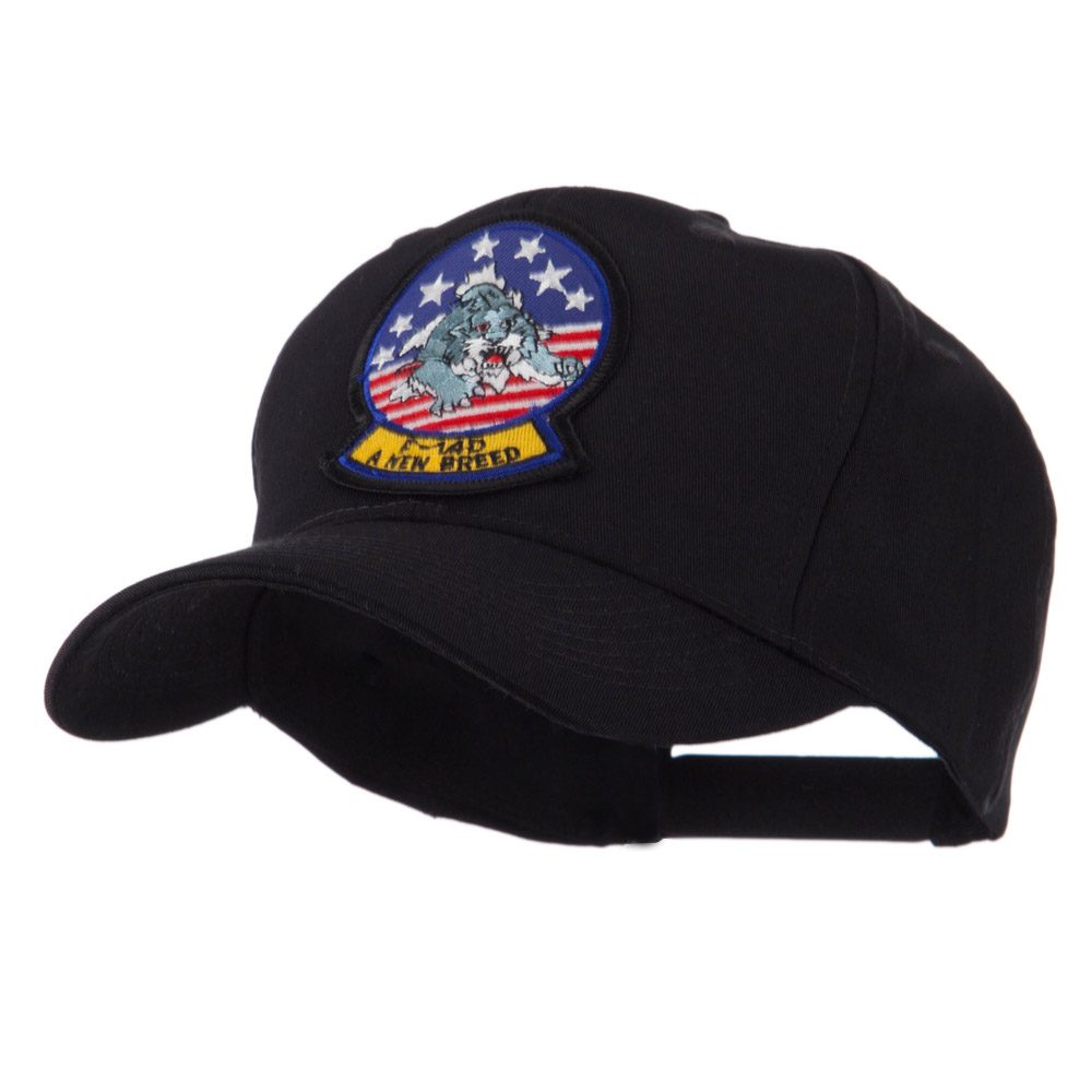 Air Force Tomcat Embroidered Military Patch Cap - New Breed - Hats and Caps Online Shop - Hip Head Gear