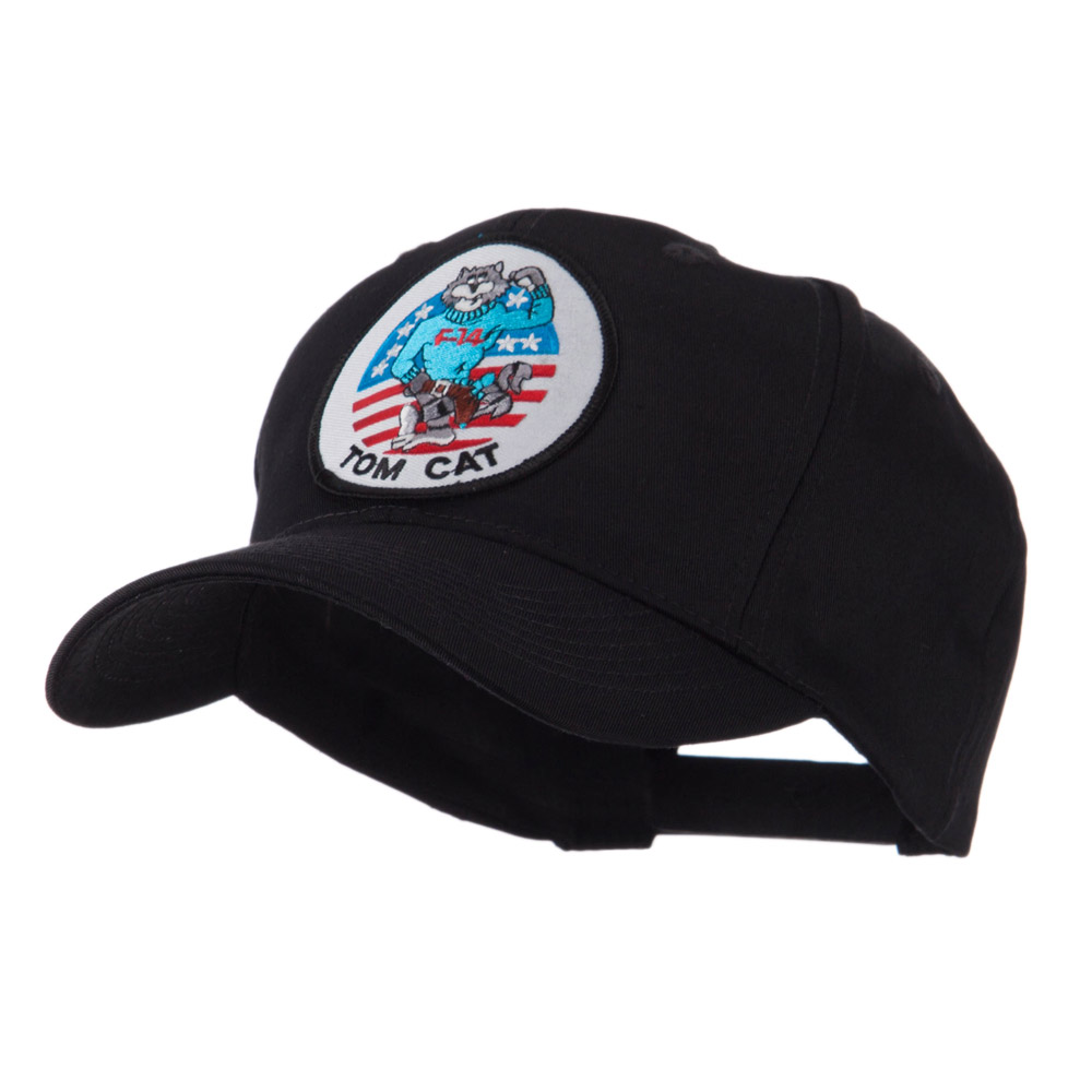 Air Force Tomcat Embroidered Military Patch Cap - Tomcat 3 - Hats and Caps Online Shop - Hip Head Gear