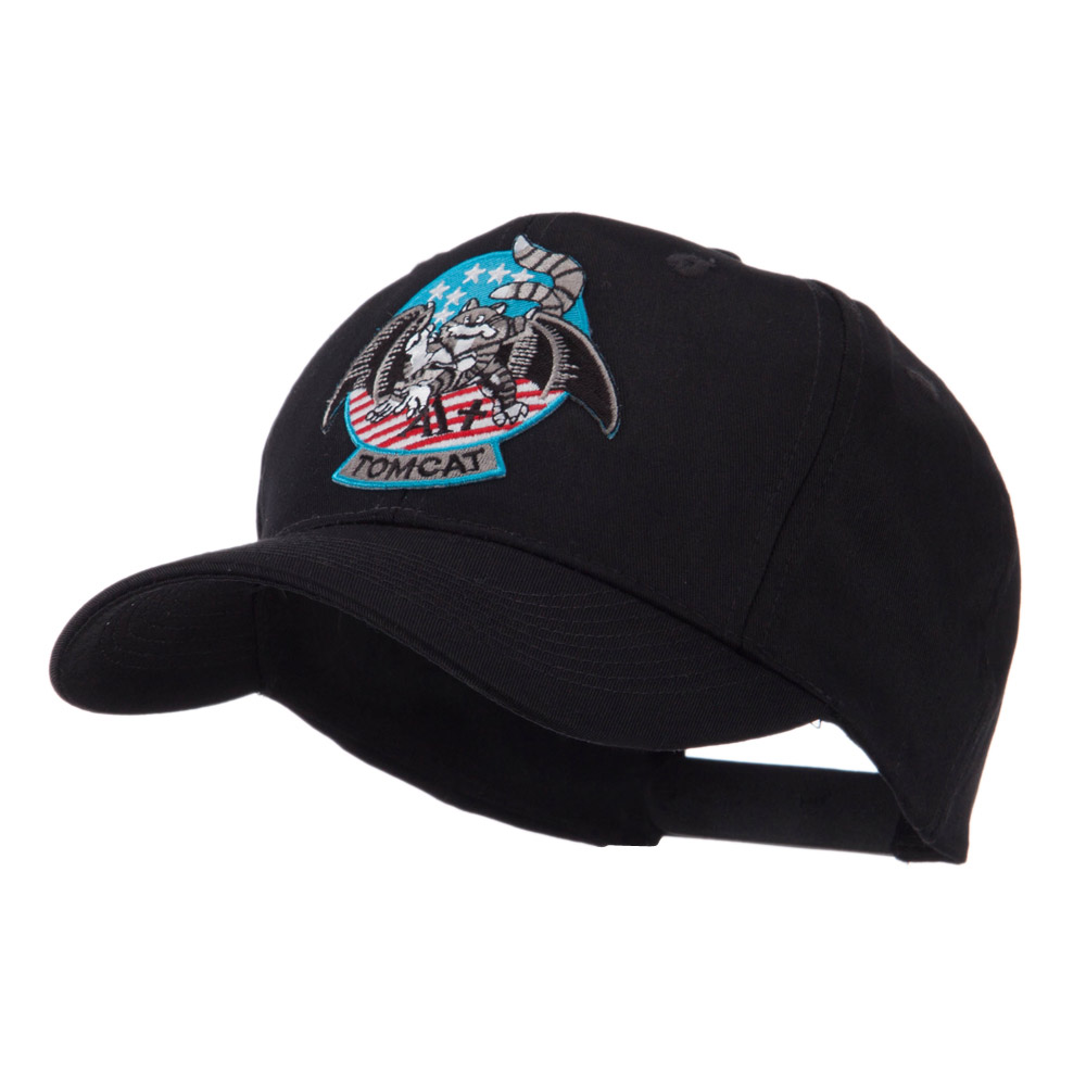 Air Force Tomcat Embroidered Military Patch Cap - Tomcat A - Hats and Caps Online Shop - Hip Head Gear