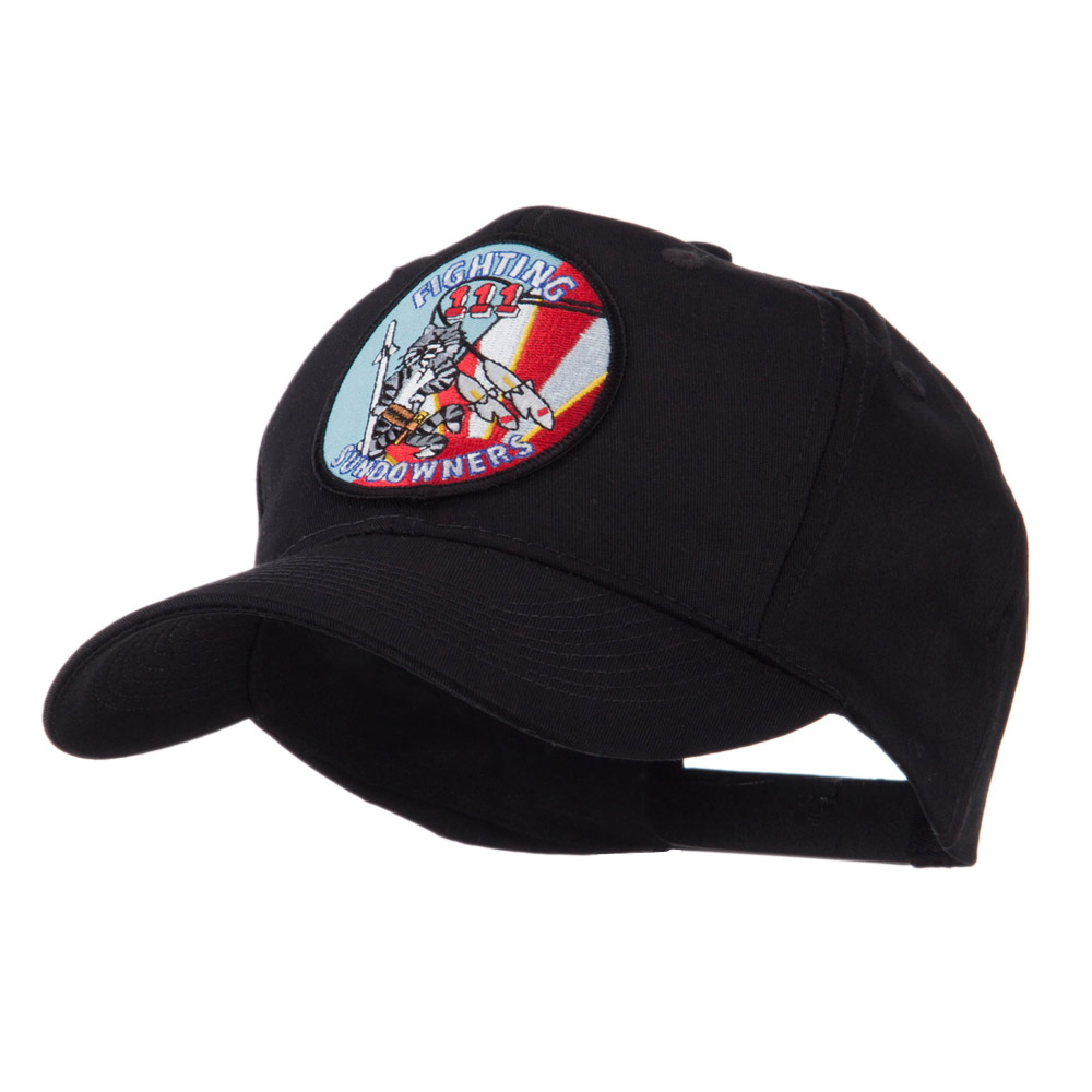 Air Force Tomcat Embroidered Military Patch Cap - Fighting 3 - Hats and Caps Online Shop - Hip Head Gear